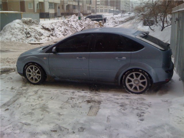 диски форд фокус