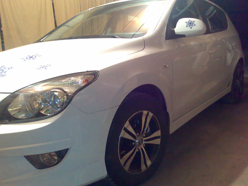 Tires and Wheels for Hyundai - prices and reviews